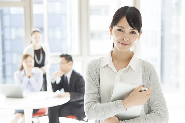 女性のやりがいがある職場
